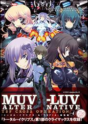 MUV−LUV ALTERNATIVE TSF CROSS OPERATION