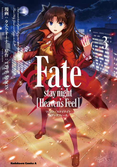 Fate/stay night [Heaven's Feel] (3) 表紙