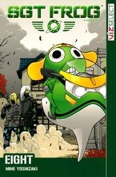 Sgt. Frog, Vol. 8