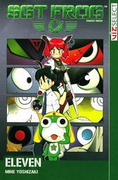 Sgt. Frog, Vol. 11
