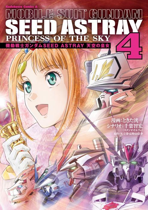 機動戦士ガンダムSEED ASTRAY 天空の皇女 (4)