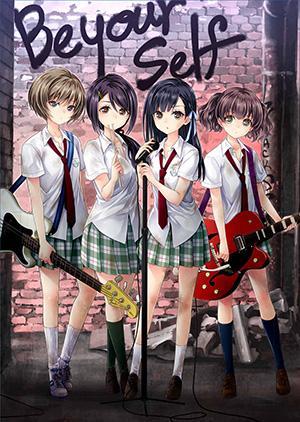 『ガールズフィスト!!!!』初の音楽CDが12月12日発売決定!声優4名がバンド結成も発表!